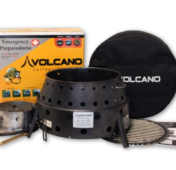 Volcano Collapsible Grill (new)