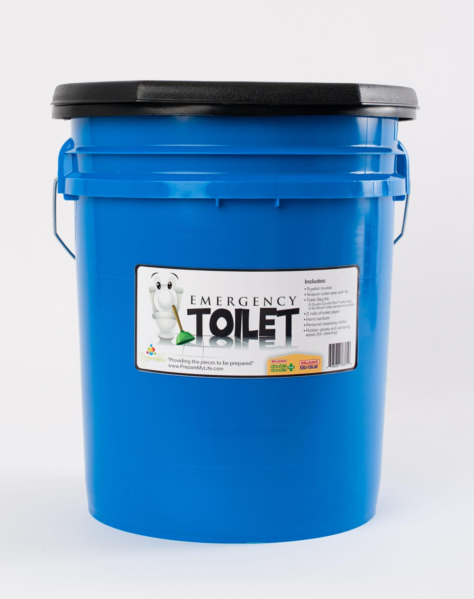 Prepare My Life Complete Emergency Toilet