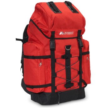 hiking backpack RED